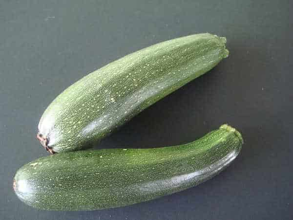 Courgette-Allongée